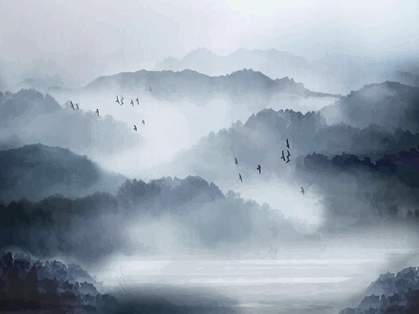 山水画系列-3