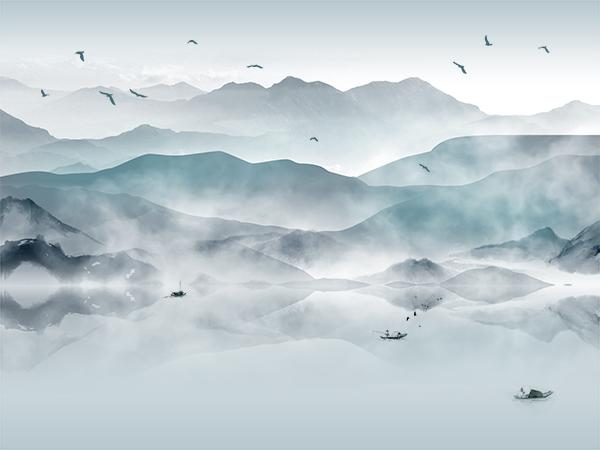 山水画系列-5