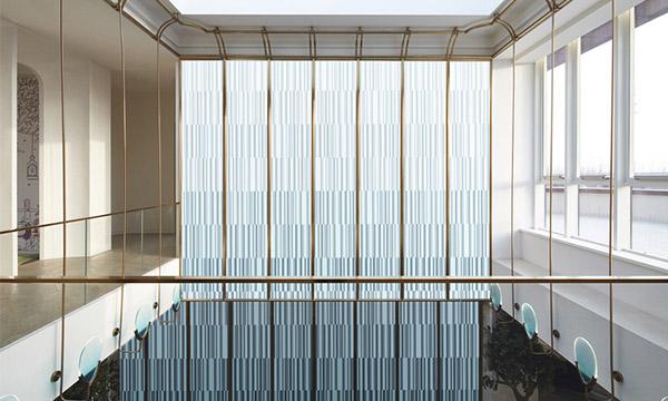 苏州鼎隆夹丝材料为高颜值夹丝玻璃增值加分